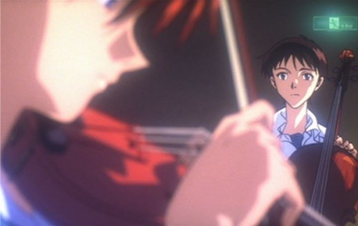 Review of Neon Genesis Evangelion - Death and Rebirth
