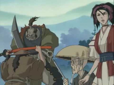 Review Of Ninja Scroll The Series